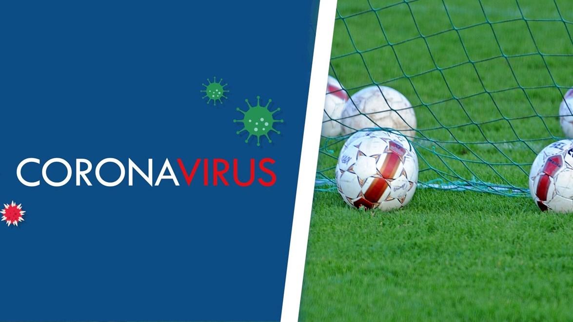 Corona: Alle fodboldaktiviteter aflyses i 14 dage